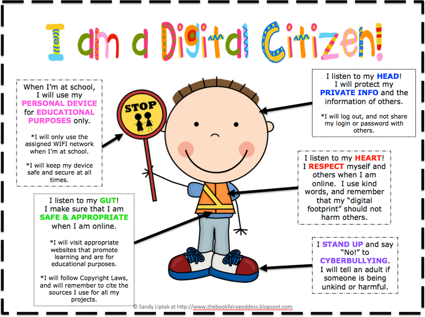 Image result for digital citizenship pictures