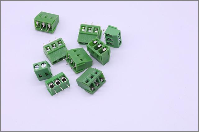 Złącza bloku zacisków PCB
