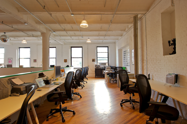 Kongo coworking spaces in NYC