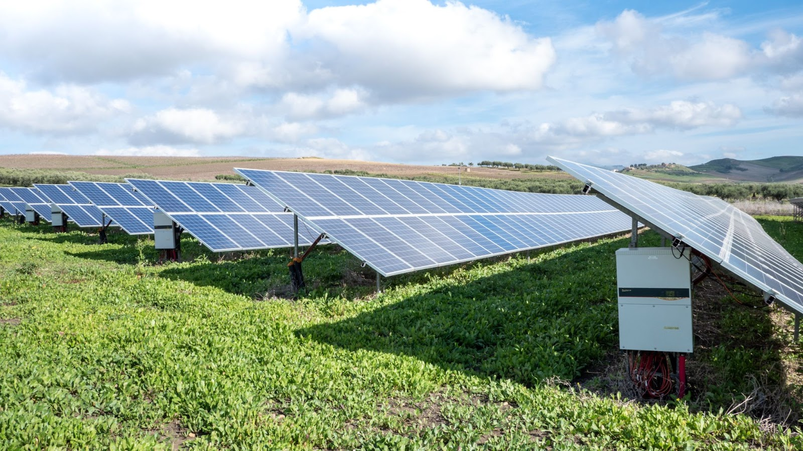 Upgrade your barn with solar panels.