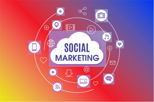 Social marketing (cre: VFFTECH JSC)