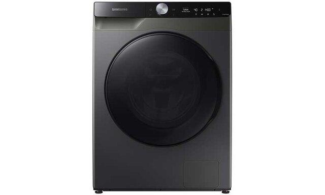 Máy giặt sấy thông minh Samsung Inverter 11 kg WD11T734DBX/SV có bảng điều khiển AI tự động lưu chế độ giặt