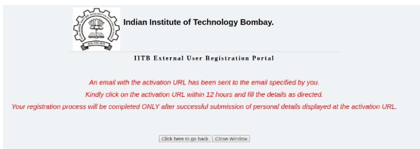 CEED 2022 External Registration Portal