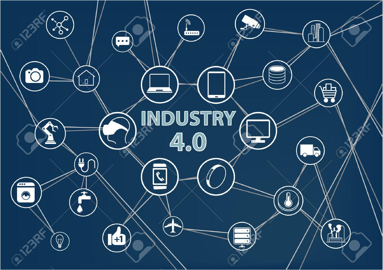 Các lĩnh vực cách mạng công nghiệp 4.0 tác động đến