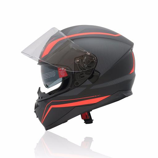 Nên sử dụng nón bảo hiểm fullface trong hành trình dài