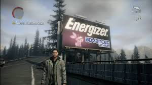 Energizer Video Game Product Placement