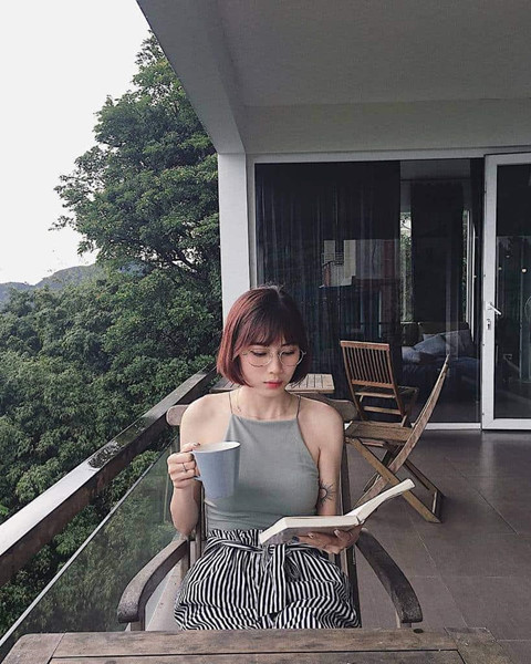 Den Tam Dao, dung bo qua nhung homestay co view 'song ao' cuc chat hinh anh 15