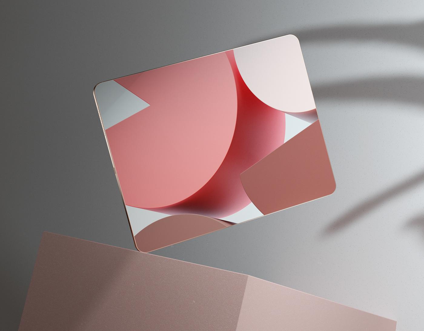 3D 3d design abstract business CGI cinema 4d clean modern octane Unique