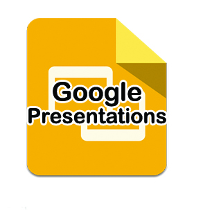 Google Presentations Badge