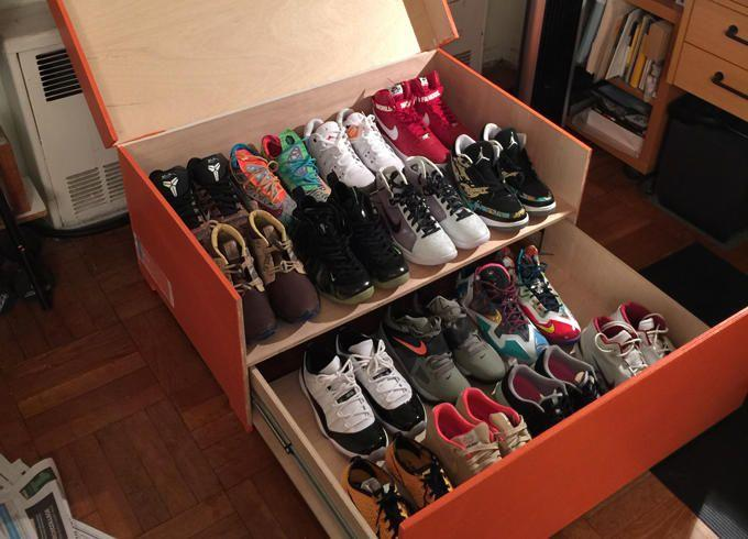 Где хранить обувь
