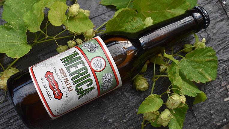 'MERICA  Hoppy Pale Ale