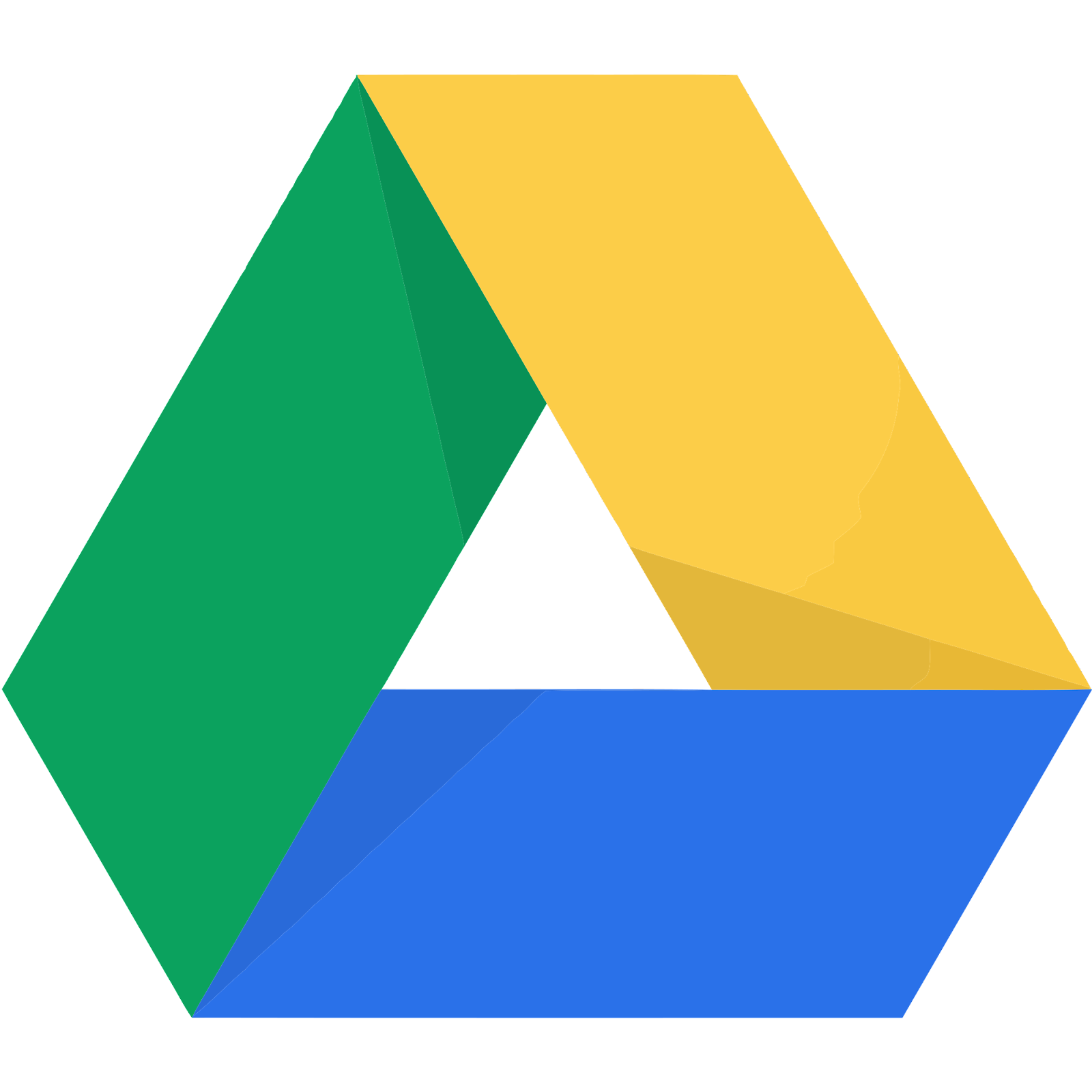 File:Logo of Google Drive.svg - Wikimedia Commons