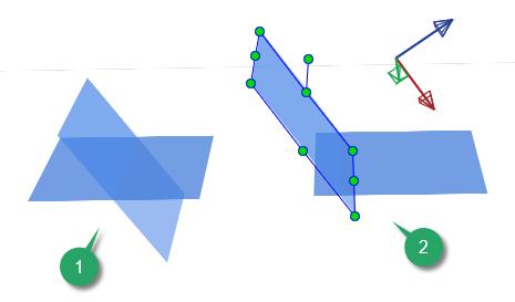 3D transformation properties
