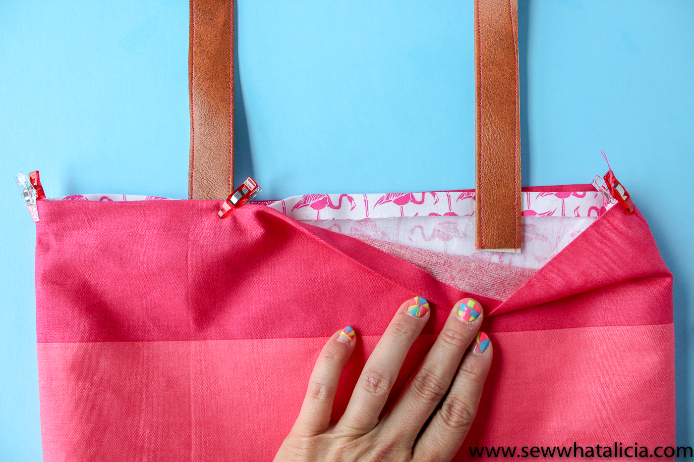 Have 15 minutes? Then you've got enough time to create your next gift idea. Try this 15 minute tote bag from Sew What Alicia. See all the Best Crafts of 2018 from more of your favorite bloggers at Halfpint Design.