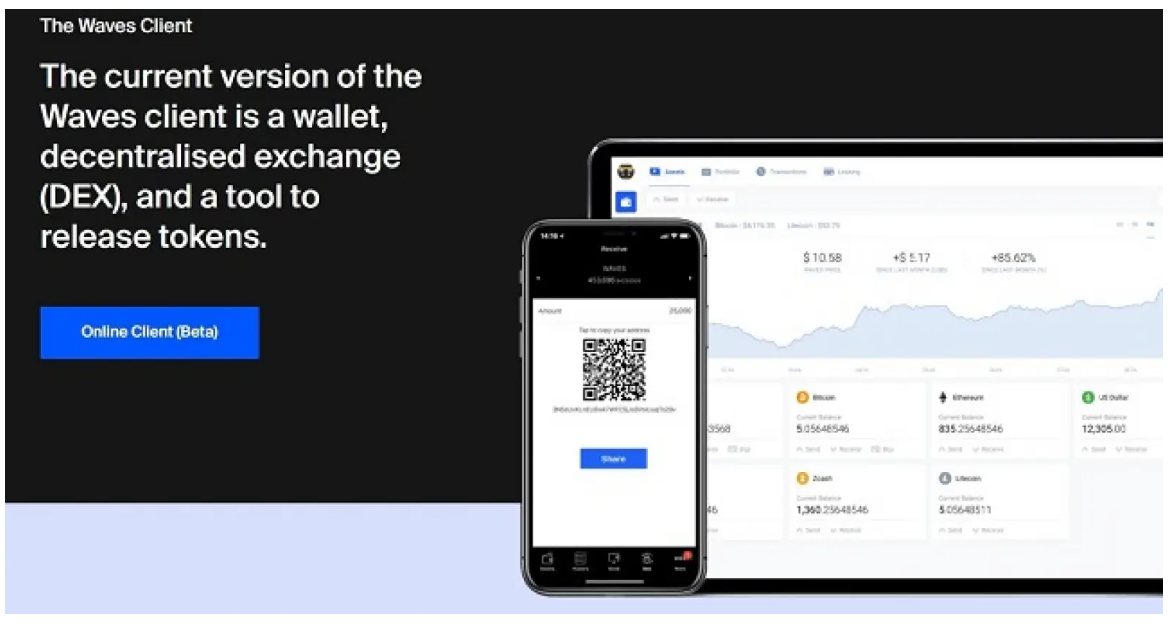 Waves Mobile Application