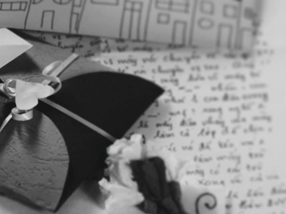 Tỏ tình với bức thư tay