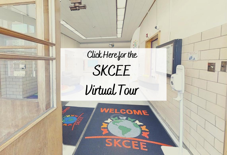 Virtual tour of school building