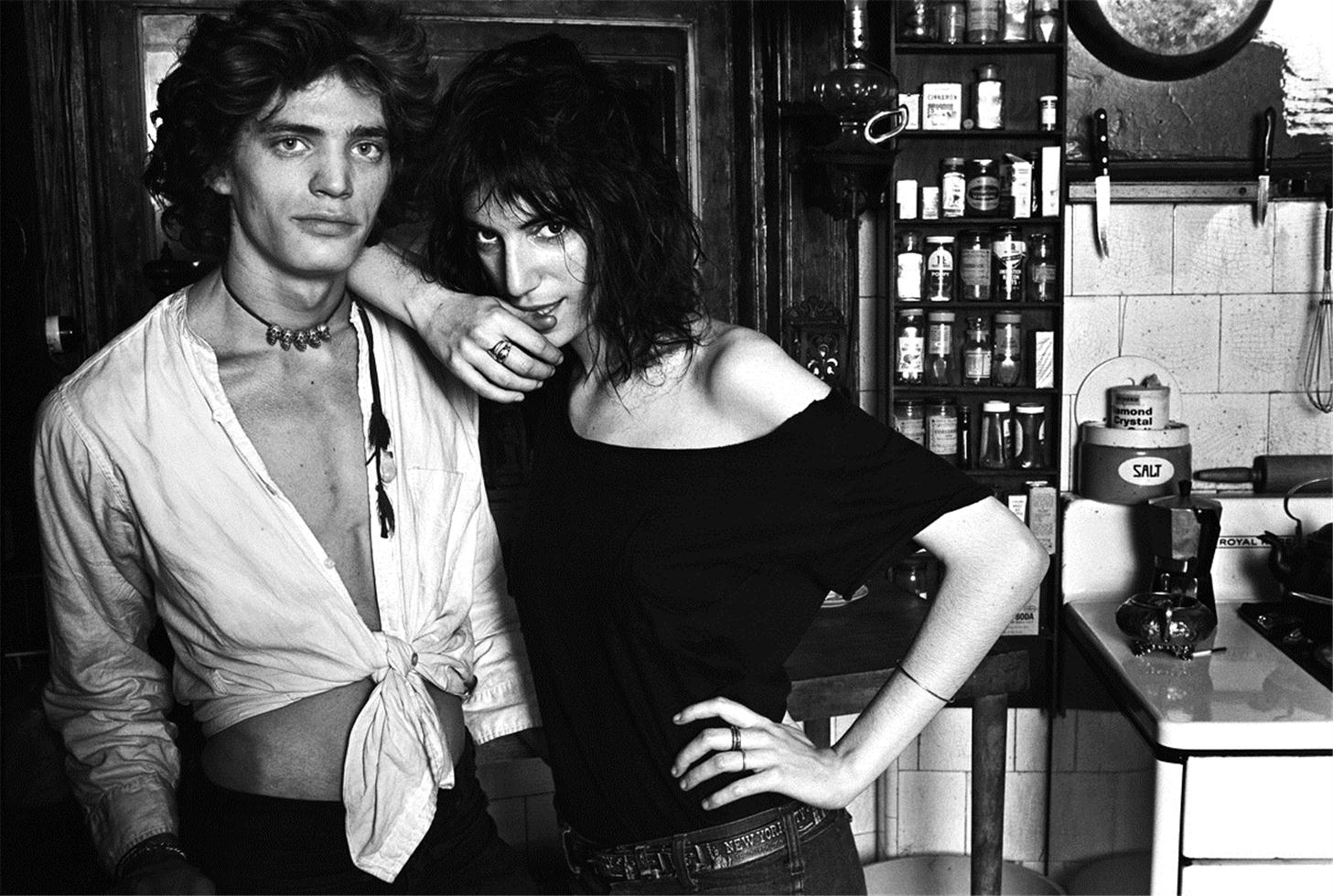 Image result for patti smith and robert mapplethorpe