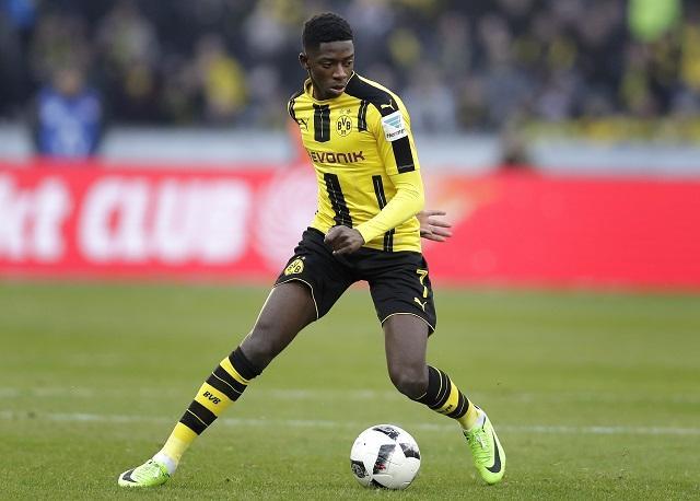 Ousmane Dembele – Người kế thừa chiếc áo số 11 của huyền thoại Neymar
