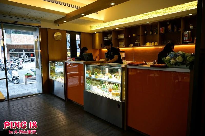 Ping 18 Bistro 新日法輕食3