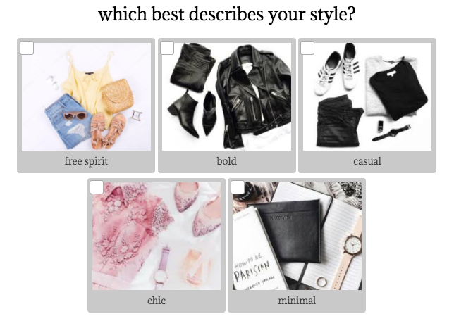 style question