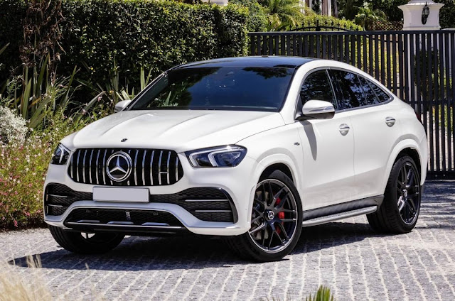 Mercedes Benz AMG GLE 53 coupe Review