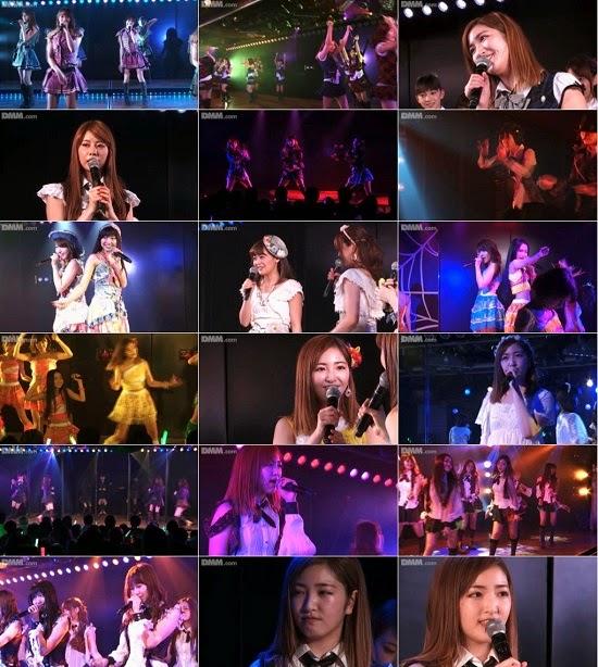 "(LIVE)(公演) AKB48 チームK ""RESET"" 相笠萌の生誕祭 150415"