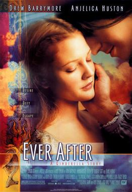 The cover of Ever After, the 2nd example used in the 6-stage story plot structure.
