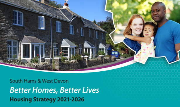South Hams and West Devon housing strategy