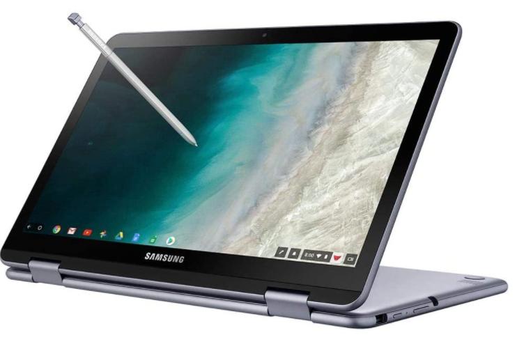 Imagem de Notebook modelo SAMSUNG Chromebook Plus
