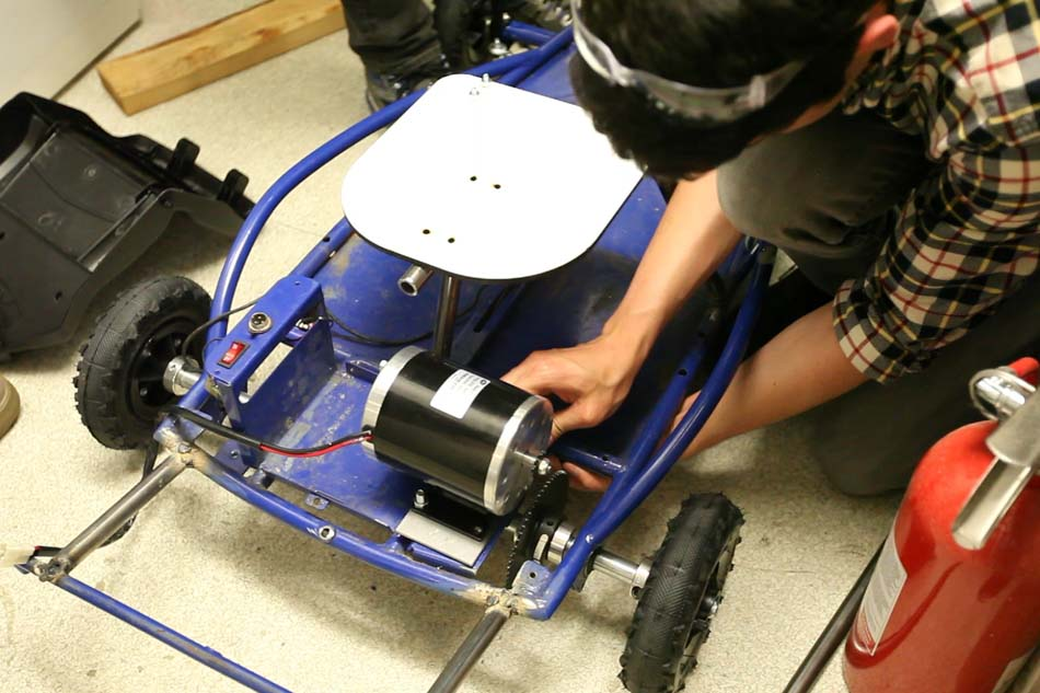 Power Racing Series Build Part 2