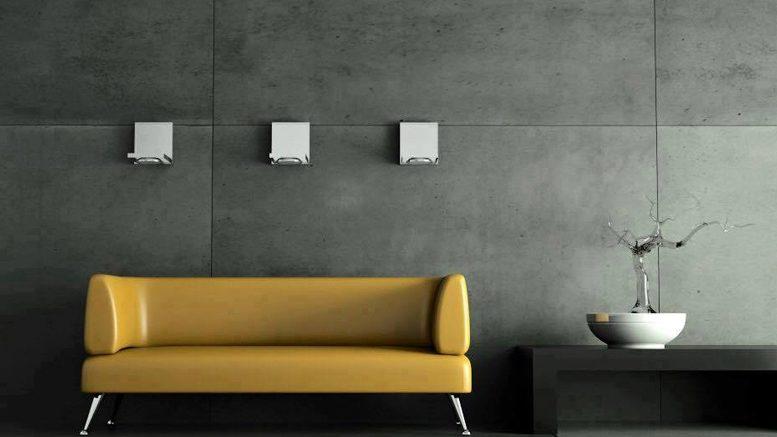 Sơn tường bê tông - Kiến tạo phong cách trang trí độc đáo, ấn tượng