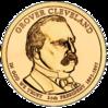Cleveland 2nd Term dollar