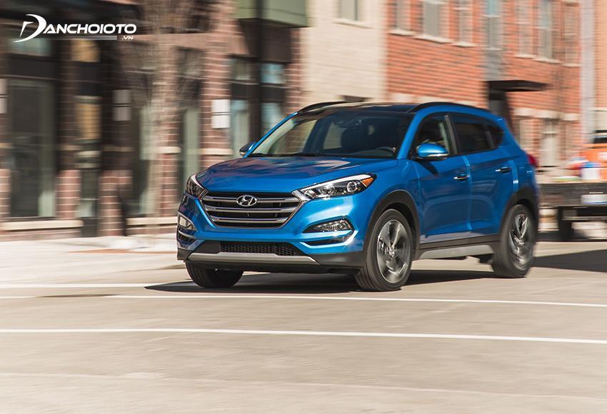 hình ảnh Nên mua Honda CRV hay Hyundai Tucson? - số 2