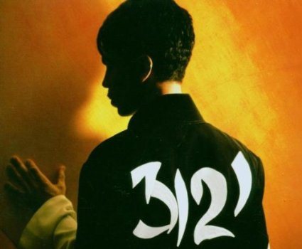 Prince - '3121' cover art