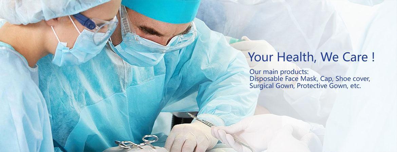 Đồ bảo hộ sử dụng trong y tế