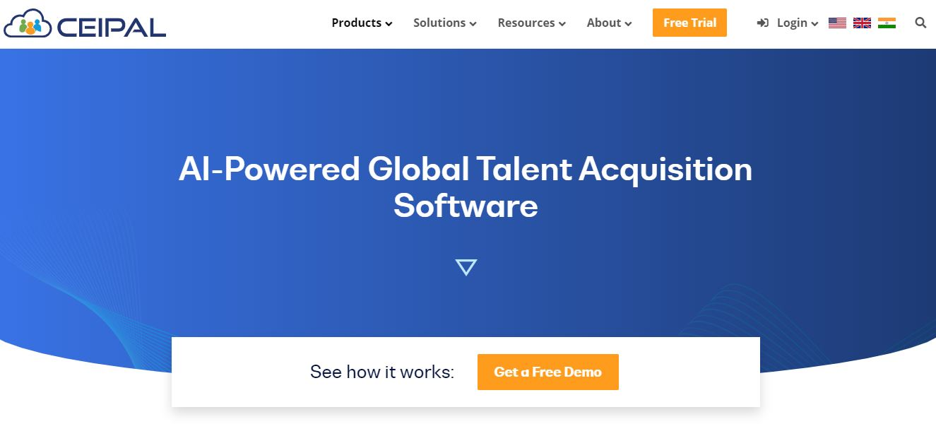 Cloud Based Recruitment Software - Ceipal