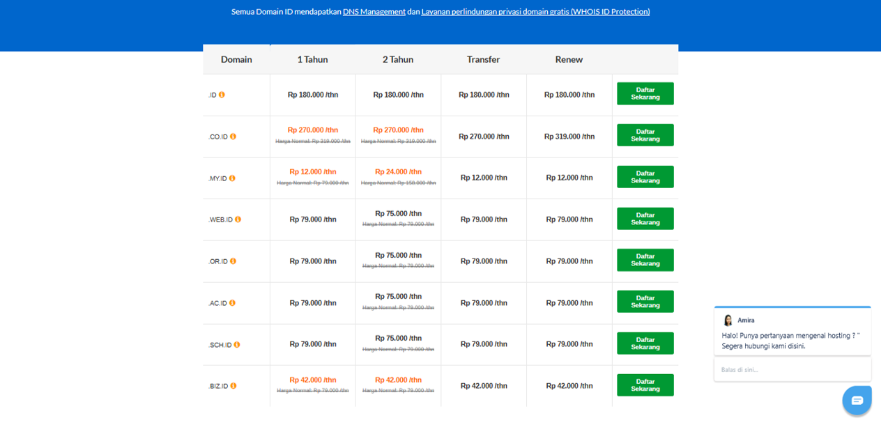 6 Cara Mudah Mendaftar Domain di Exabytes Mendaftar Domain di Exabytes - 2021