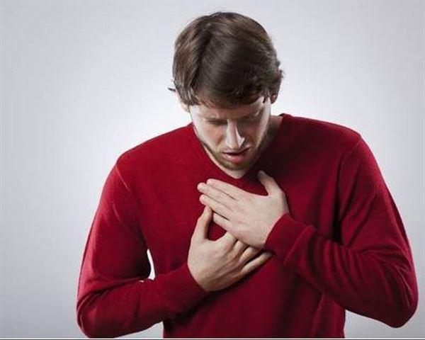 Bệnh nhân khó thở, thở nhanh