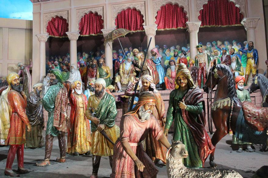 Ambarsar, Amritsar, Amrit Sarovar, Sikh Guru Ram Das, Durgiana, Sikhism, Punjab, Places In Punjab, Best Places In Punjab, Golden Temple, Durgiana Temple, Sarai Amanat Khan, Panj Sarovar Walk, Ram Tirath, Gurudwara Goindwal Sahib, Pul Kanjari, Maharaja Ran