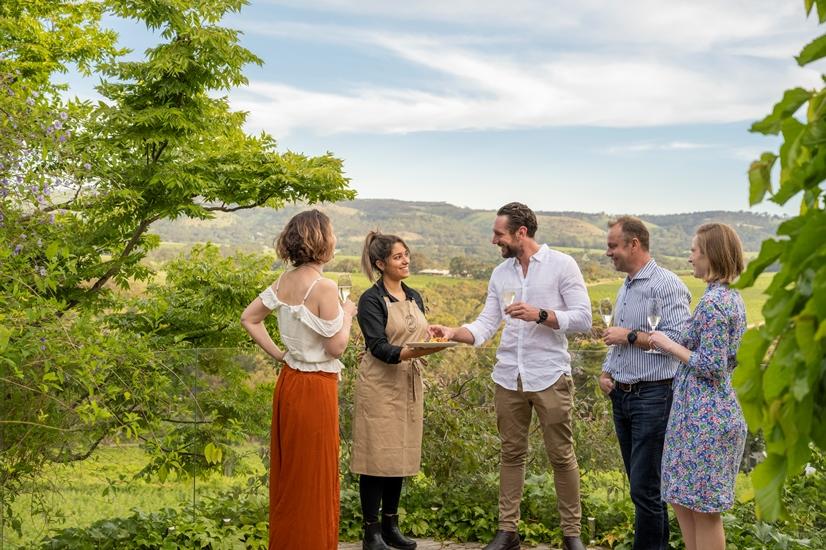 Wine Tasting In The McLaren Vale