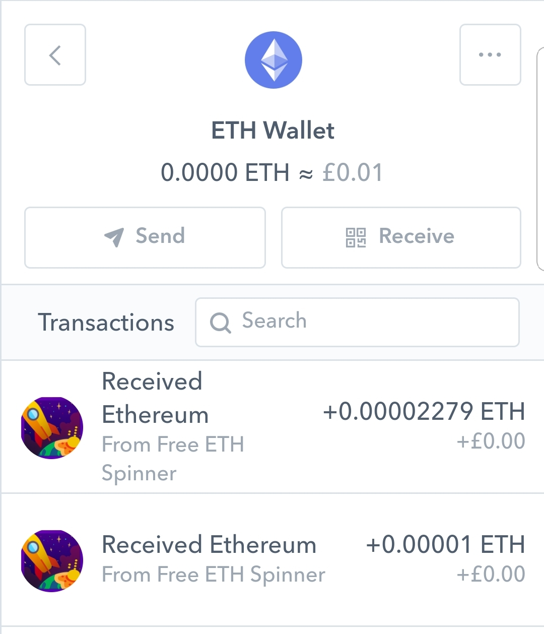 Review: Cast Away Studios Free Ethereum & Litecoin Spinners