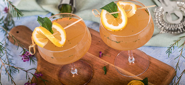 Bourbon Makes For Exceptional Mother's Day Cocktails