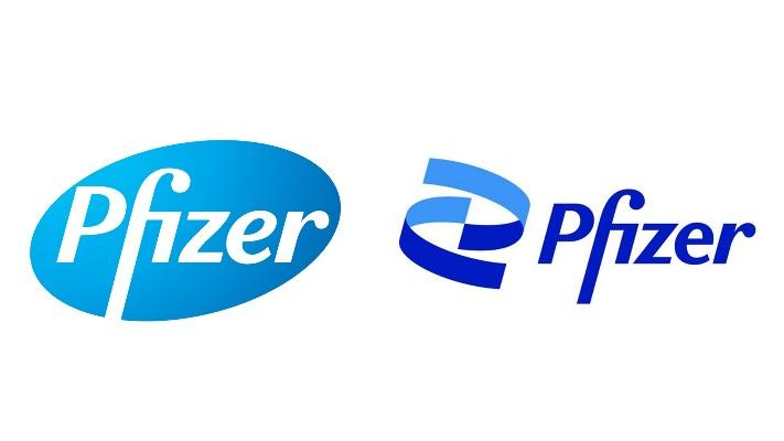 Pfizer tries to inject some life into its logo (but does it succeed?) | Creative Bloq