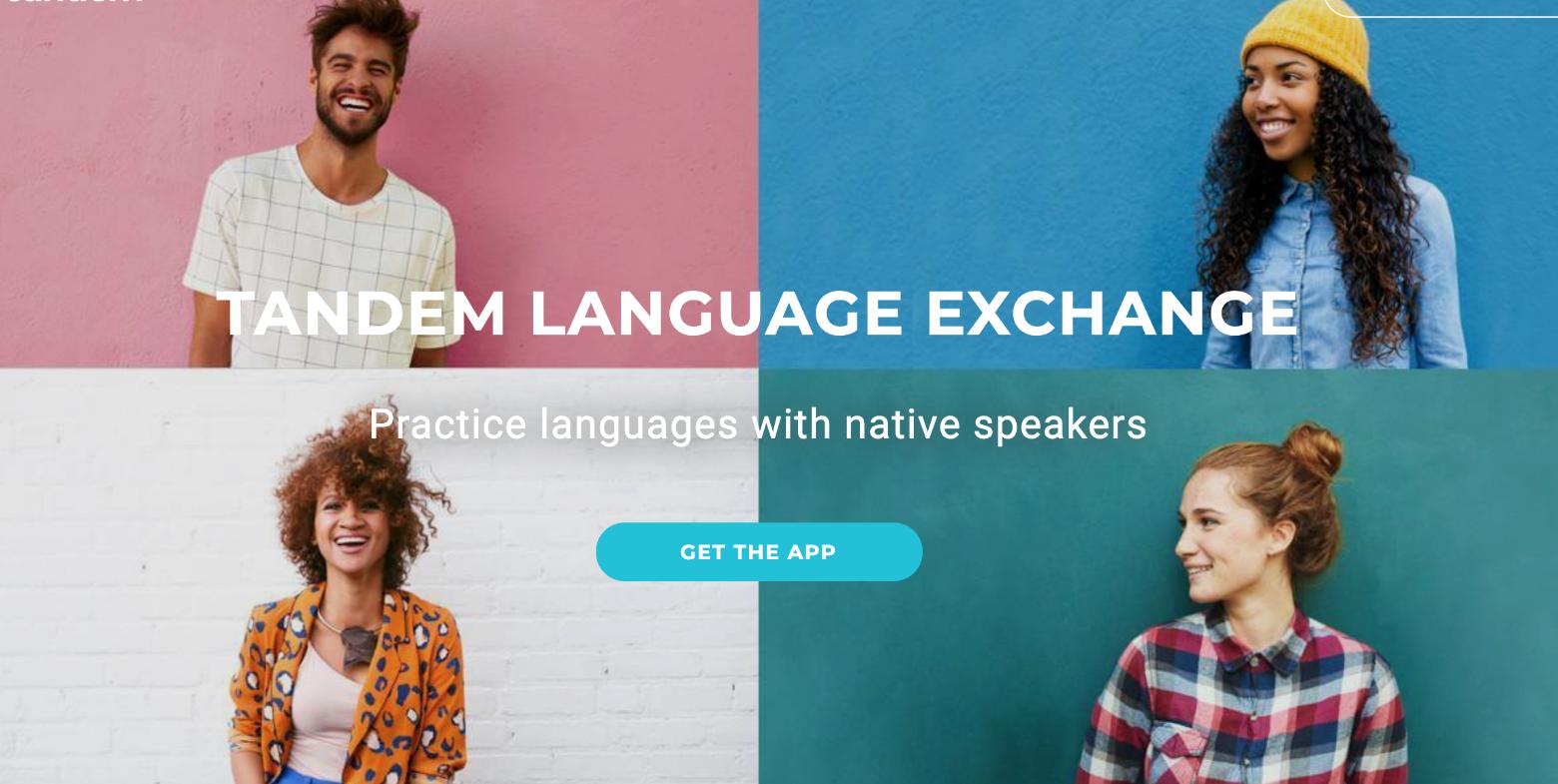 Tandem - Discover this Language Exchange Community to Improve English Skills