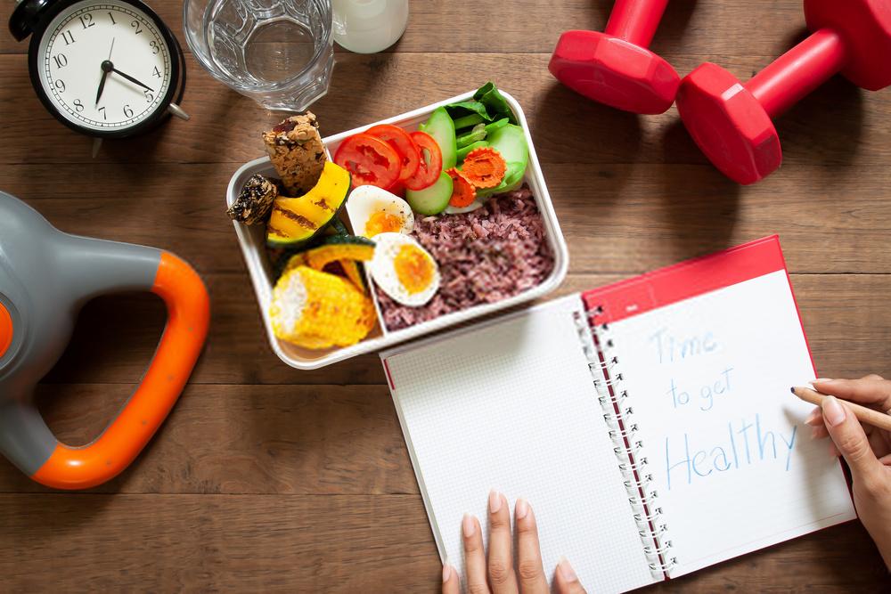 Terapkan pola hidup sehat