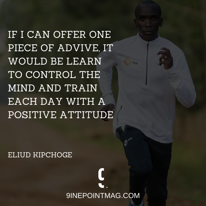 Develop a GOAT Mindset: 10 Lessons Athletes can Learn from Eliud Kipchoge