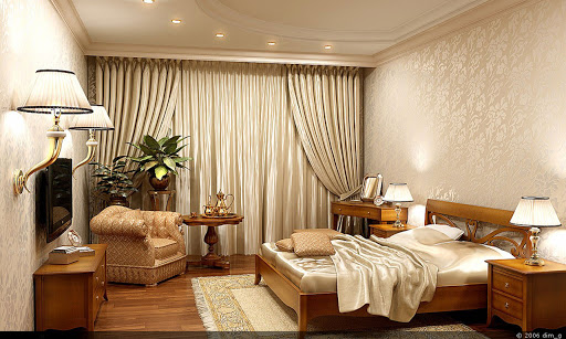Phòng ngủ phong cách Châu Âu 5