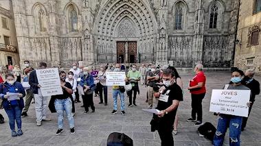La Iglesia se concentra con motivo de la Jornada del Trabajo Decente
