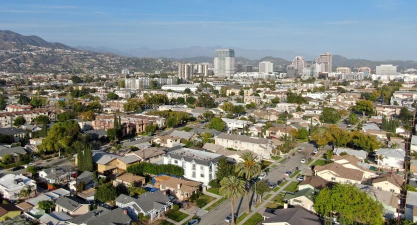Glendale, Los Angeles